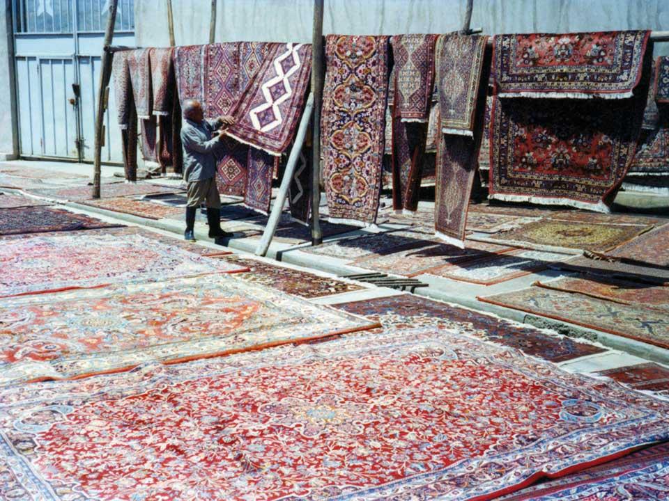 Lavaggio Asciugatura Tappeti Orientali