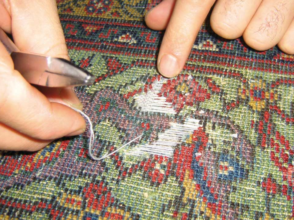 Riparazione tappeti Lombardia Como lecco Svizzera