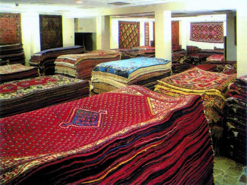 Show Room Tappeti Orientali Como Provincia