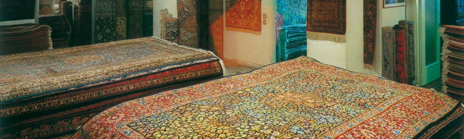 Vendita Tappeti Persiani Orientali