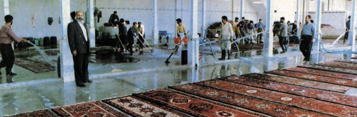 azienda lavaggio tappeti