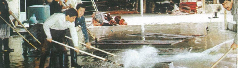 lavaggio tappeti restauro custodia Milano Como Lecco