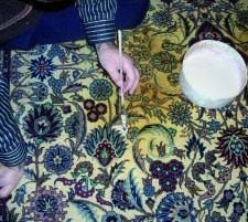 smacchiatura trattamenti tappeti persiani milano