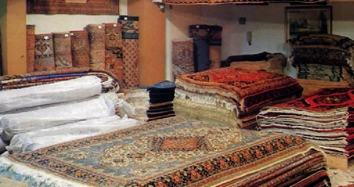 tappeti persiani vendita lavaggio restauro custodia milano