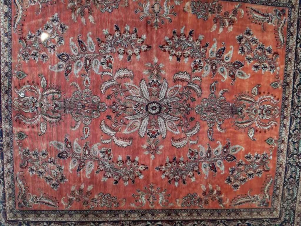 Manutenzione tappeto